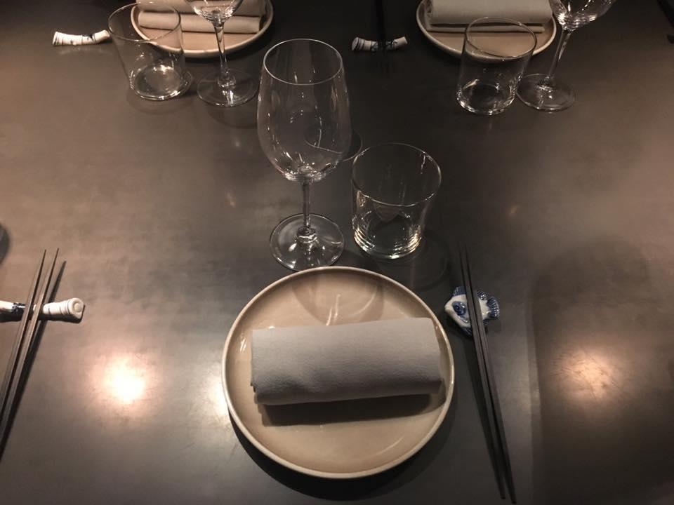 Shibumi - La Ligne De Table
