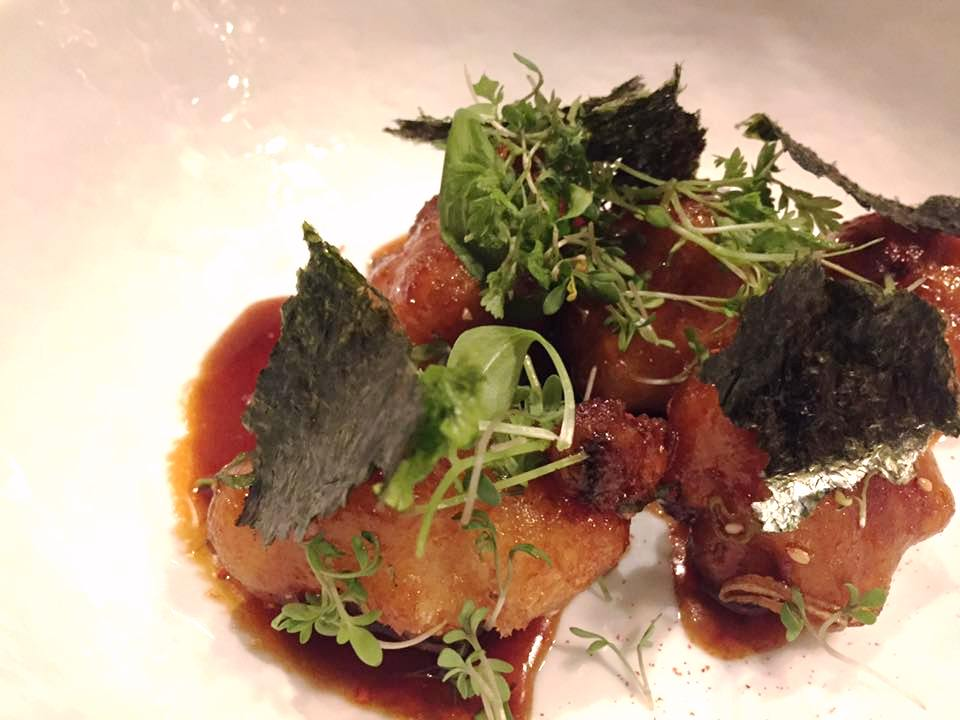 Shibumi -Cauliflower Tempura & Salted Chili Caramel