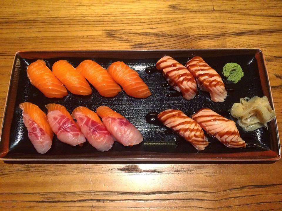 Jorudan Sushi Take Away & Delivery, Il Nigiri