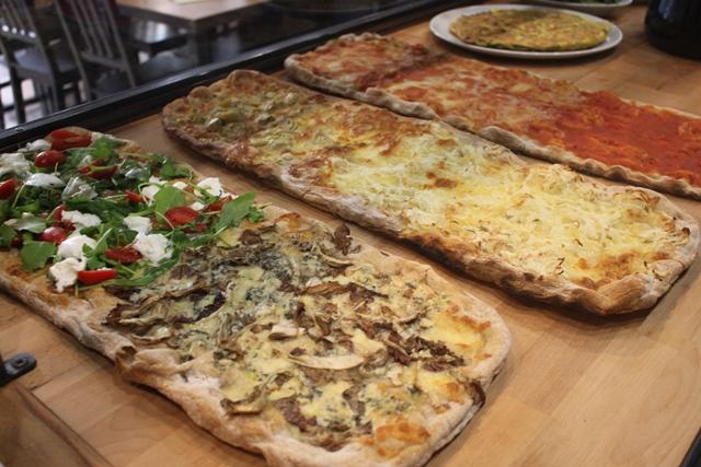 Forte - le pizze