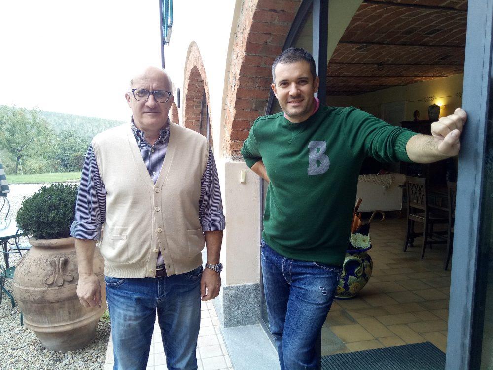 Franco ed Emanuele Colombo