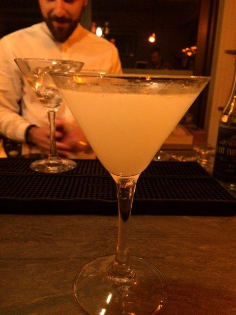 Il cocktail daiquiri