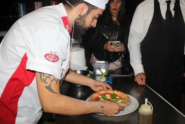 La pizza margherita di Federico