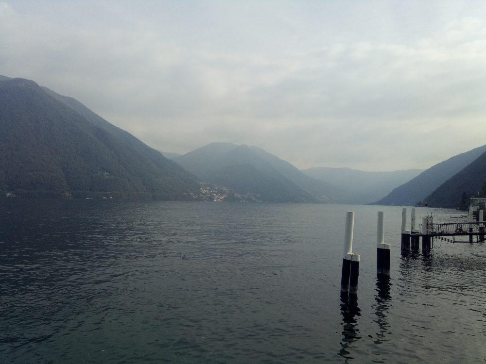 Lago di Como ad Argegno