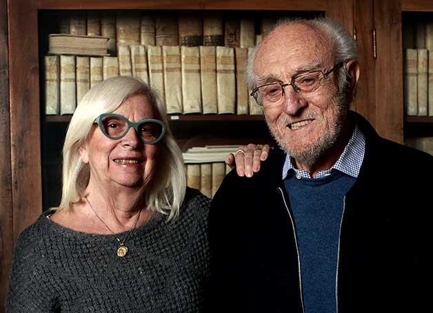 Leonardo e Marili Mustilli