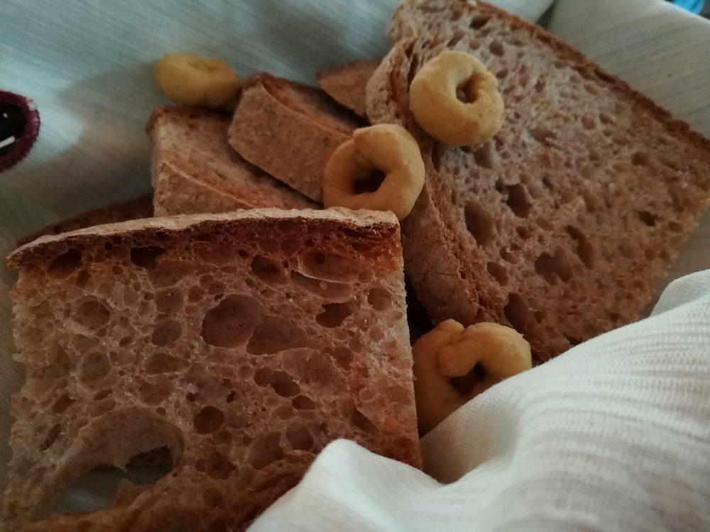Locanda Belvedere - Il pane