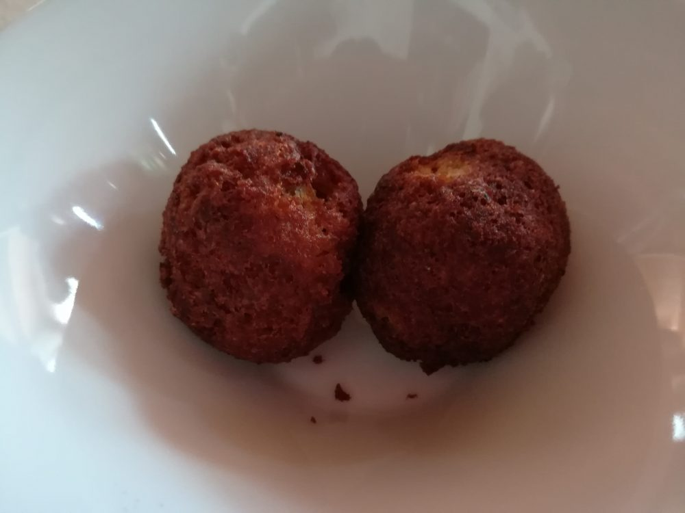 Locanda Belvedere -Le polpettine di pane