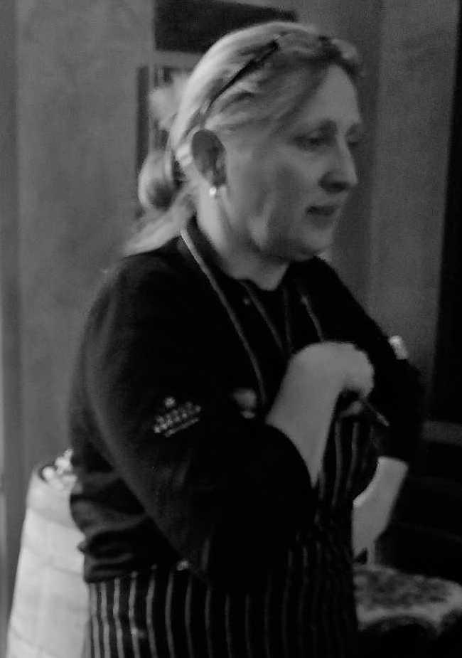 Lucia Antonelli - Taverna Cacciatore Castiglione dei Pepoli