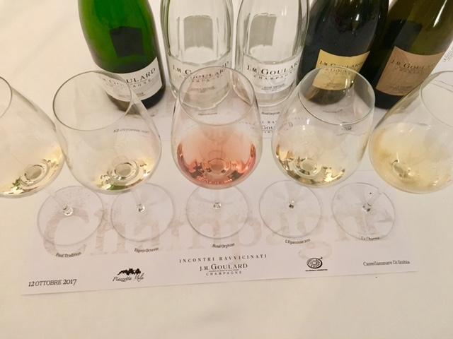 Maison J.M.Goulard, Champagne