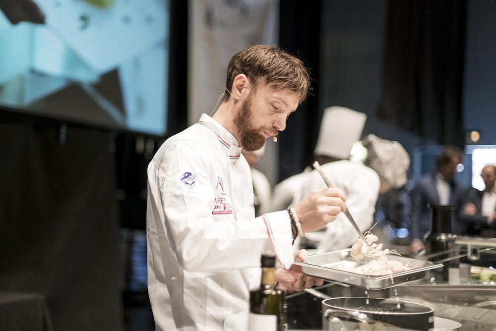 Meet in cucina Marche - Danilo Bei