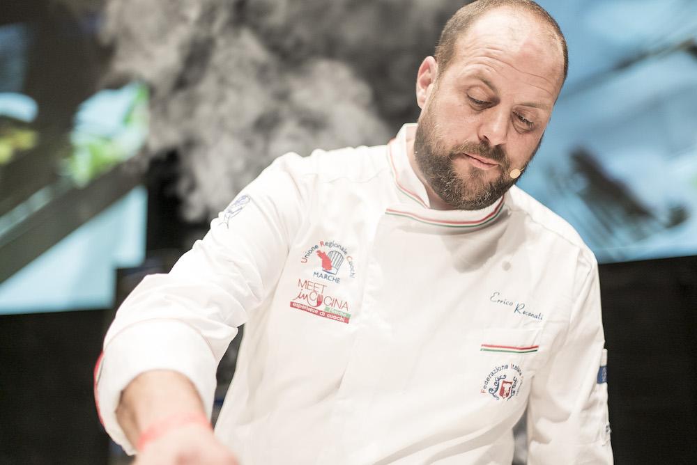 Meet in cucina Marche - Errico Racanati