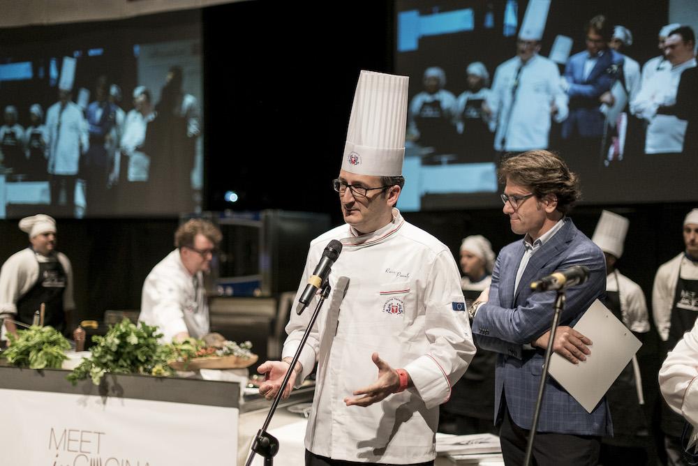 Meet in cucina Marche - Massimo di Cintio e Rocco Pozzulo