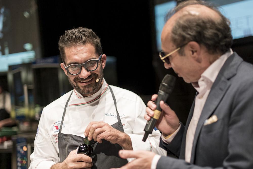 Meet in cucina Marche - Michele Biagiola e Antonio Paolini