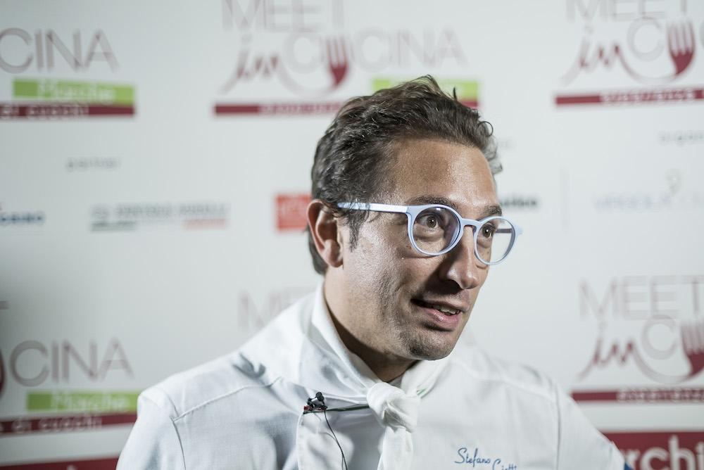 Meet in cucina Marche - Stefano Ciotti