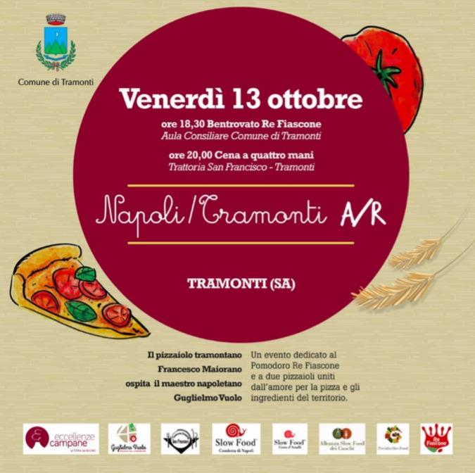 Napoli Tramonti A-R