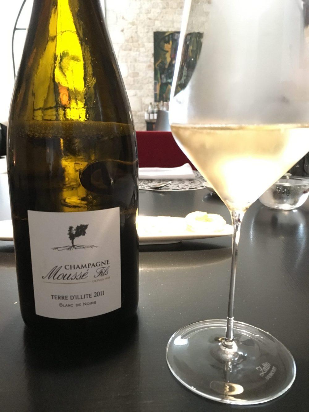 Pasha' - champagne Mousse'