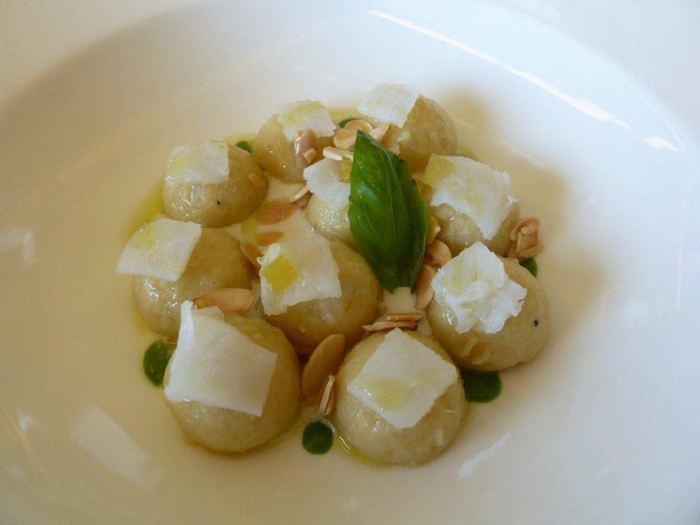 Pierino Penati, Vigano', gnocchi di baccala' e patate