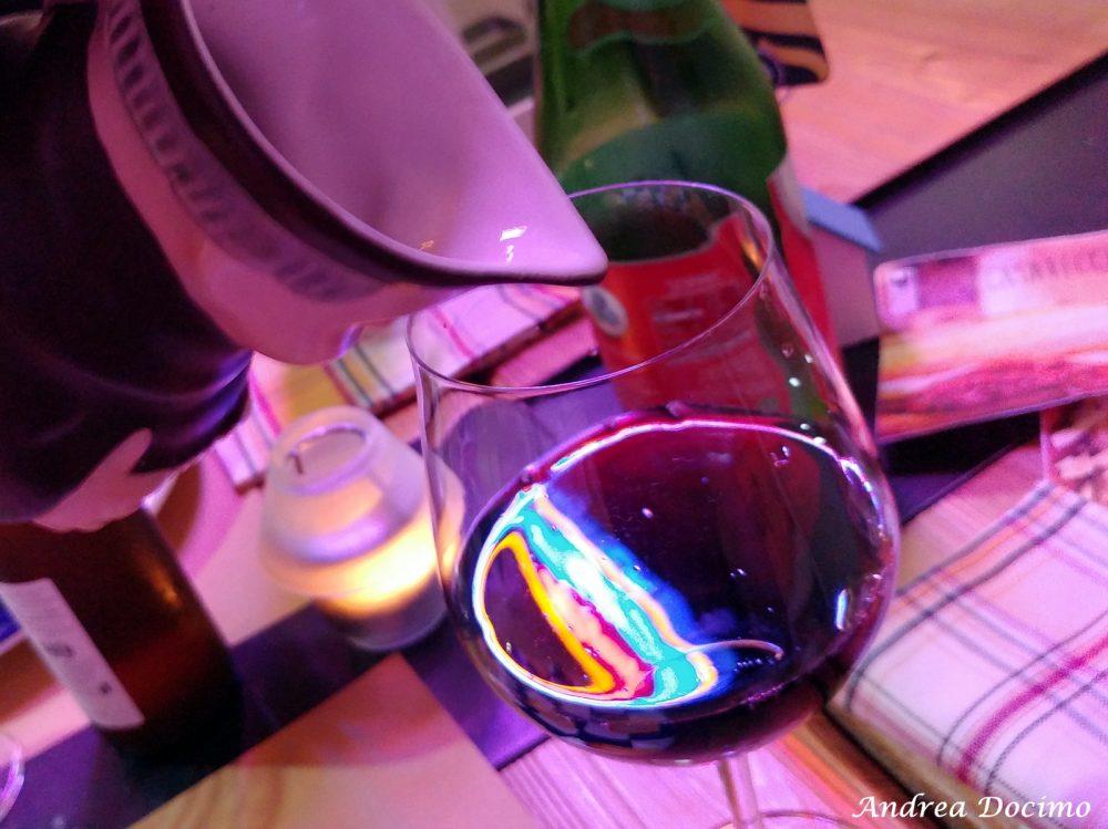 Pietro Parisi e Le Cose Buone di Nannina. Il vino
