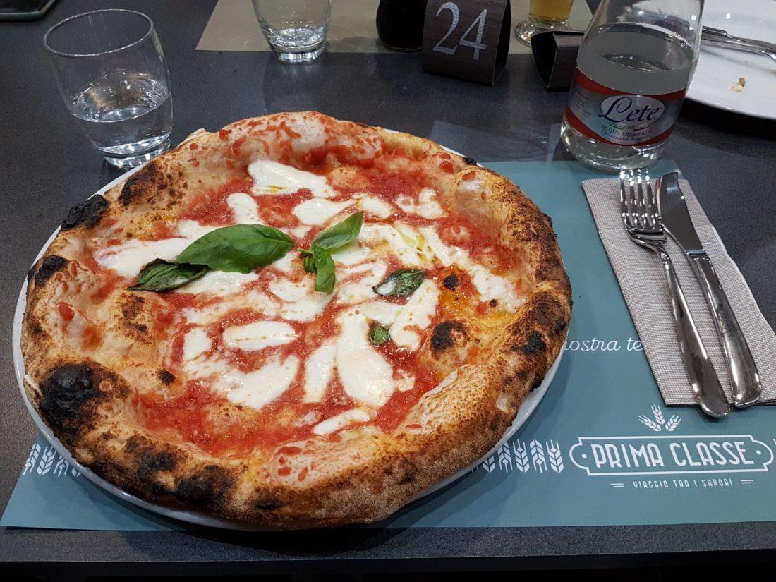 La Pizza Margherita di Enzo Bastelli