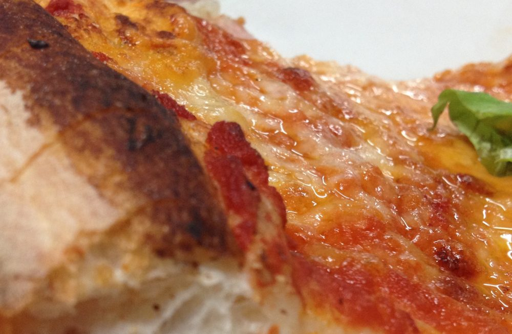 Pizza gragnanese