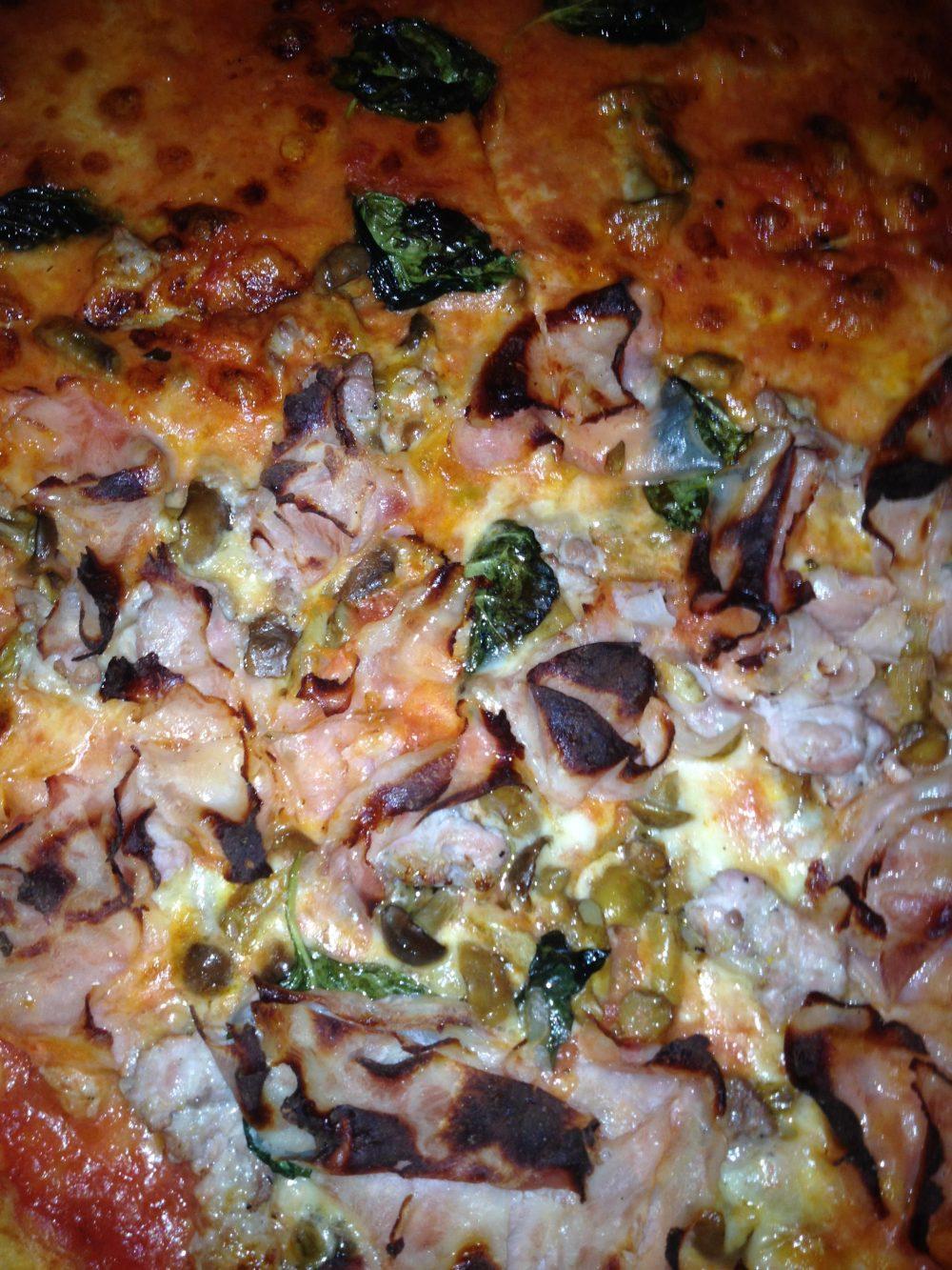 Pizzerie Gragnano - capricciosa