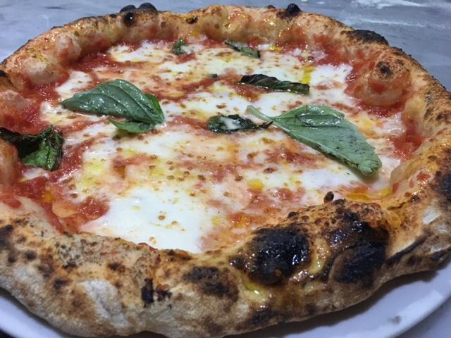 Prima Classe, Pizza Margherita