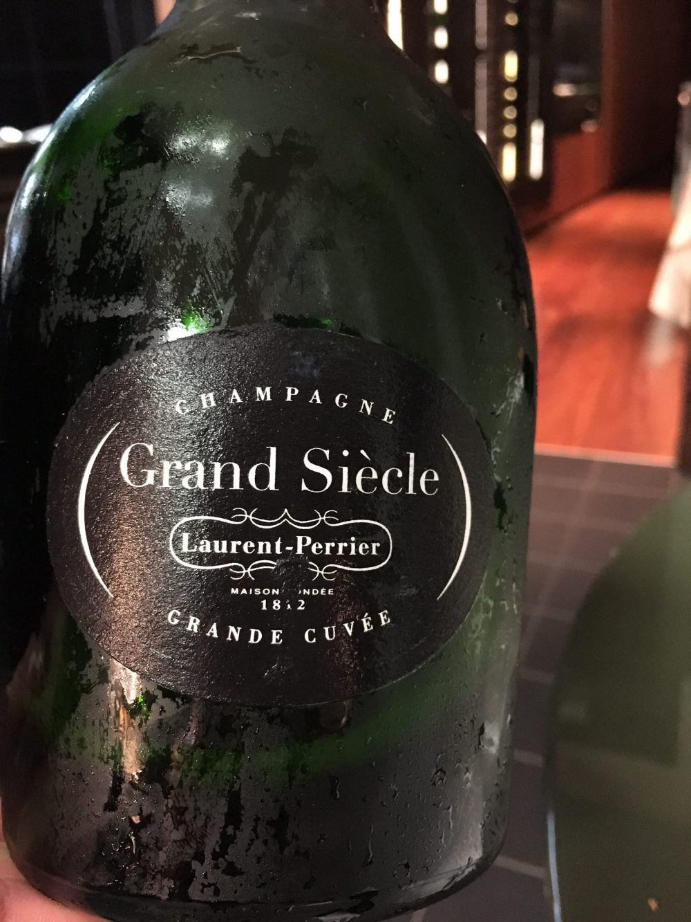 Seta - Champagne Grand Siécle Laurent-Perrier