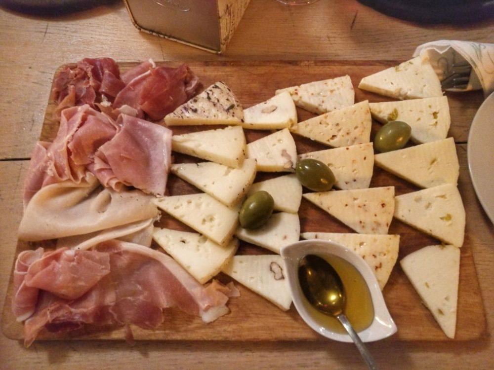 La botte - Tagliere Ricco, salumi e formaggi