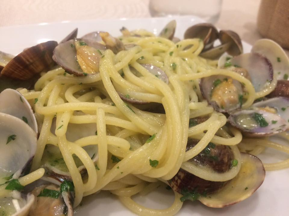Thats Amore, spaghetti alle vongole