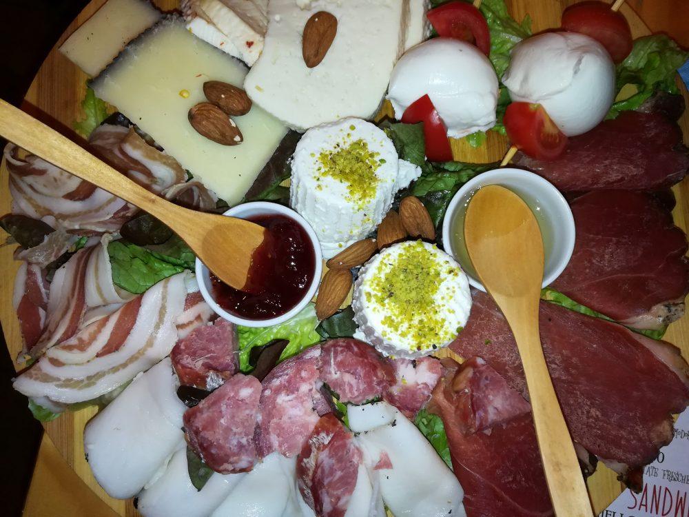 Vabbuo' Bistro' - Il Tagliere Maruzzella