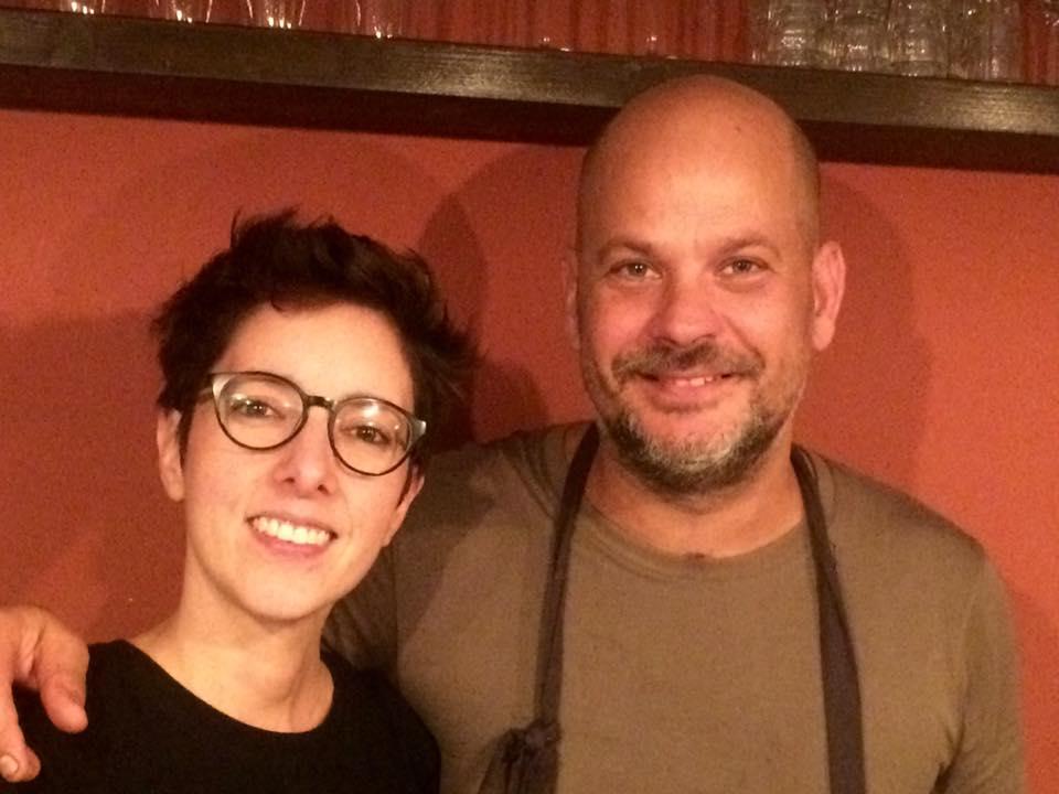 Valeria Payero e Tommaso Pennestri