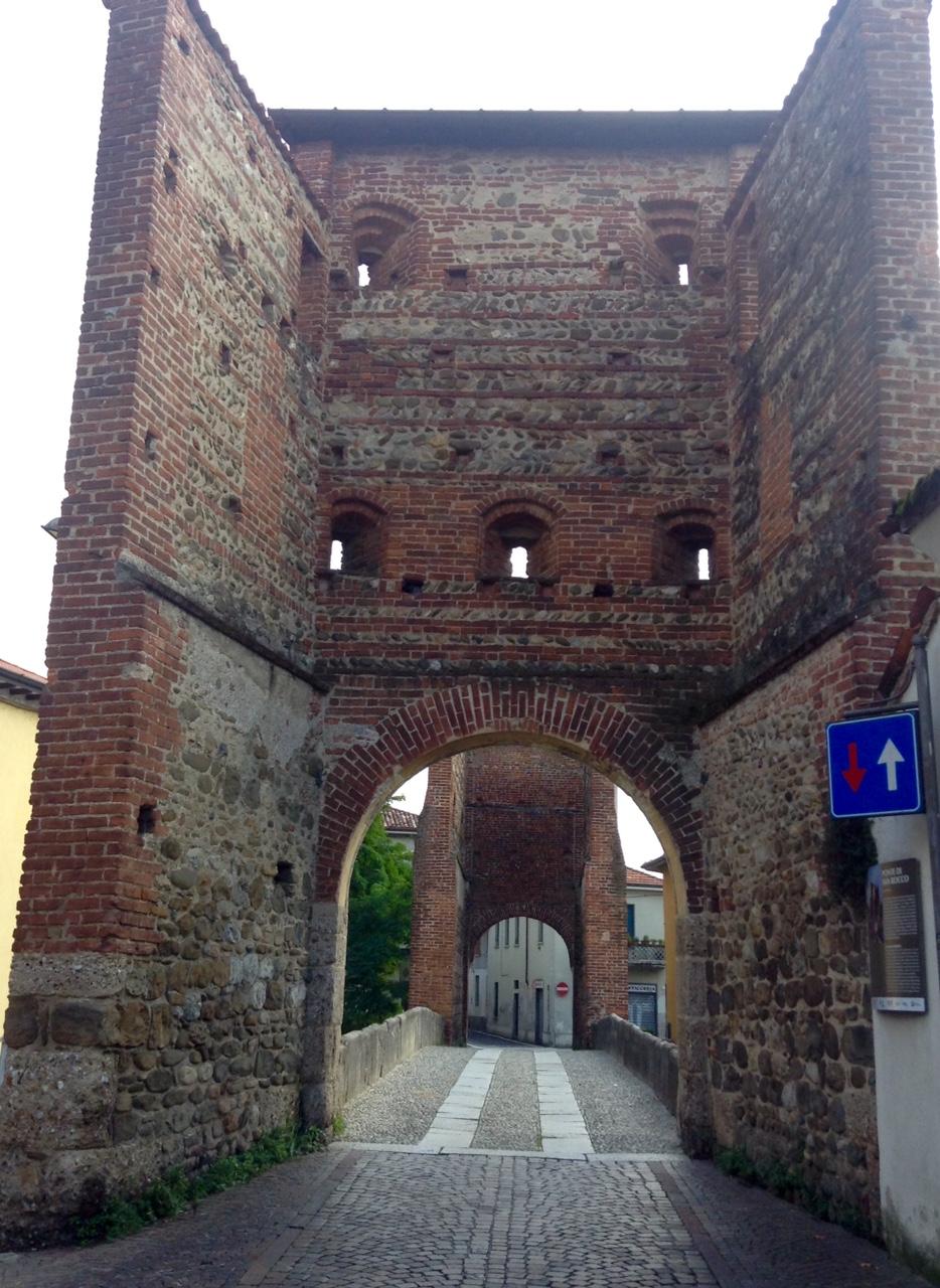 Vimercate, il Ponte di San Rocco