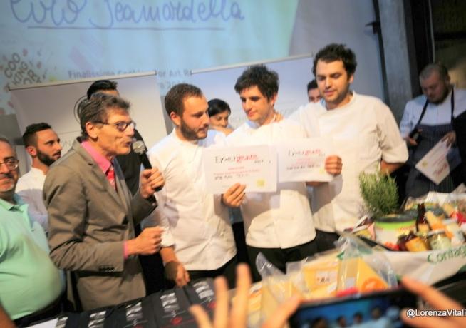 La premiazione, foto di Witaly
