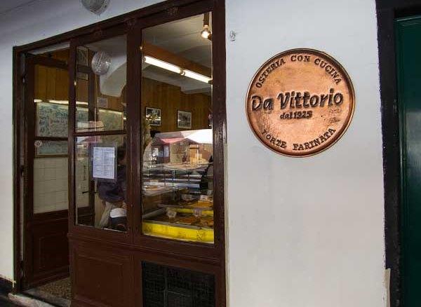 Da Vittorio dal 1925, esterno