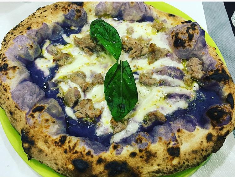 Pizzeria T-Gusto Pizza Violet