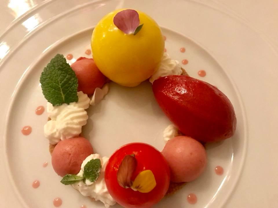 Four Season, Dessert