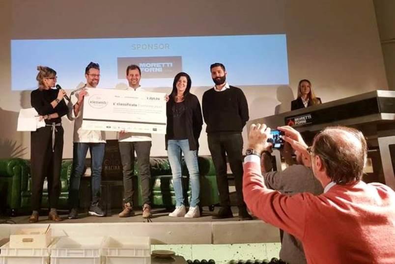 Elementi: vince il cilentano Paolo de Simone della pizzeria Da Zero