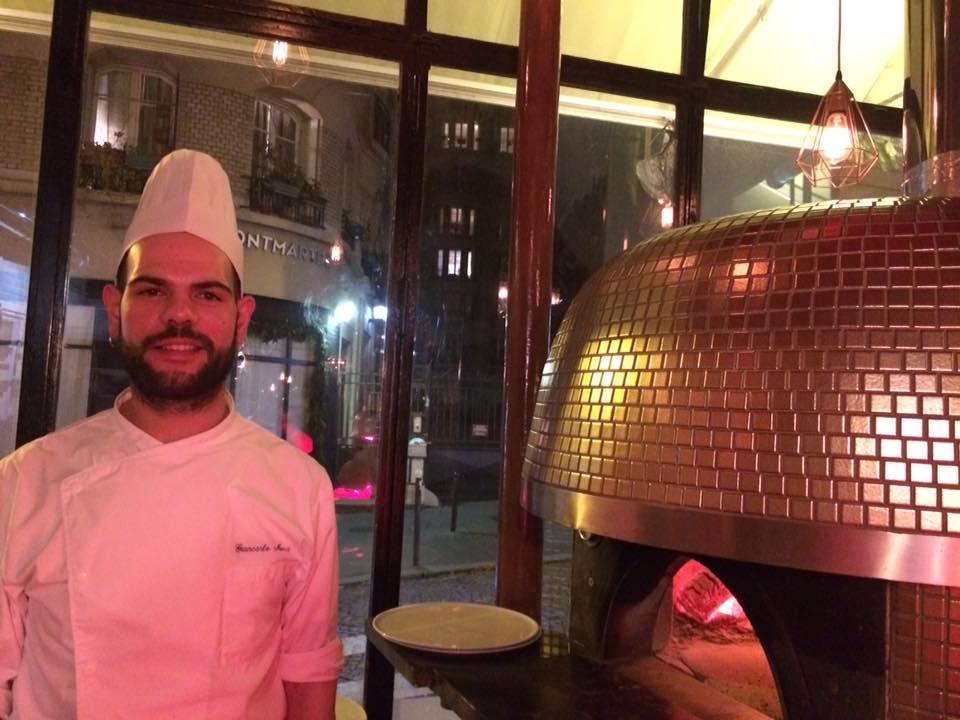 Bijou, Giancarlo al forno