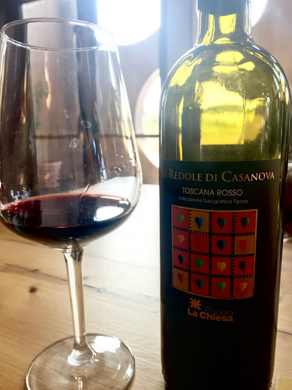 Le Redole 2015 Toscana Rosso IGT