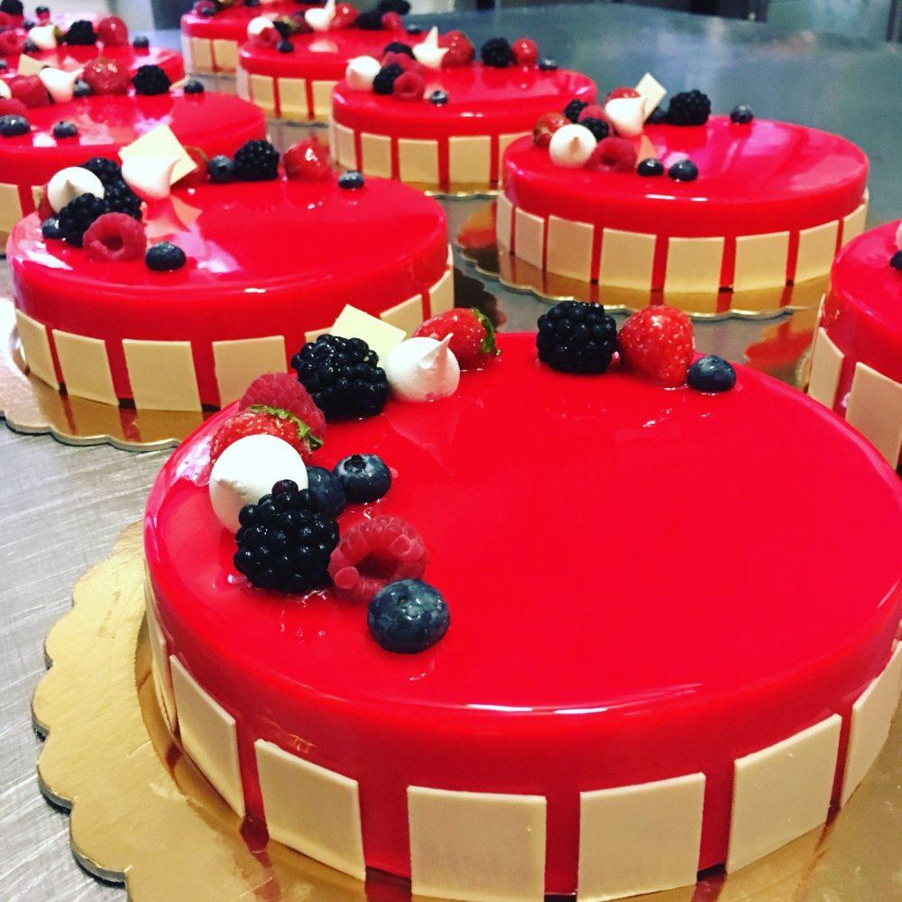 Aliberti - Torte ai frutti rossi