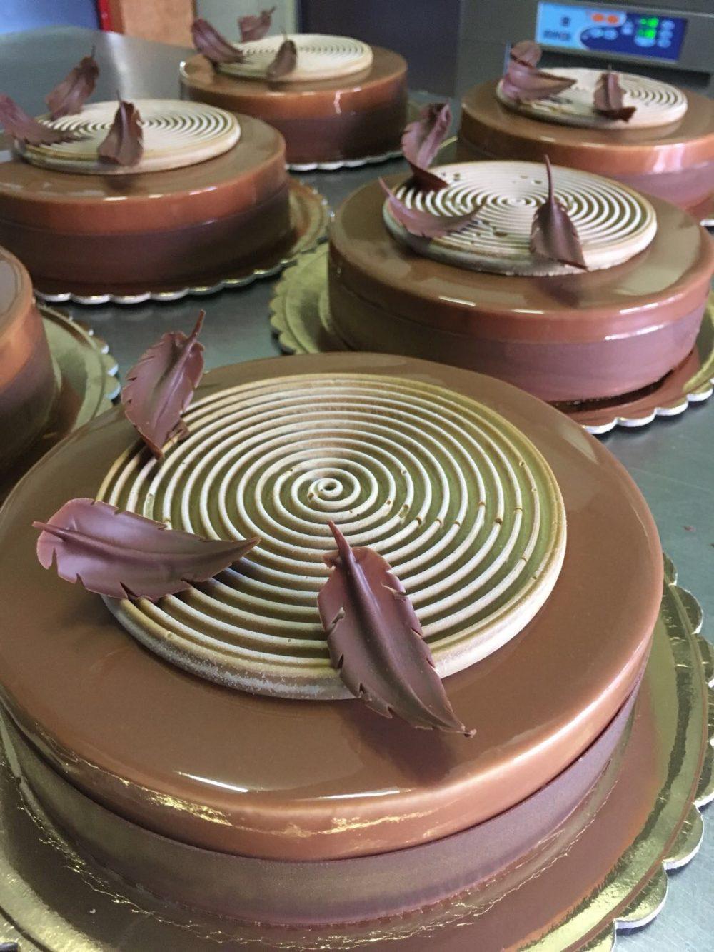 Aliberti - Torte cioccolato e castagne