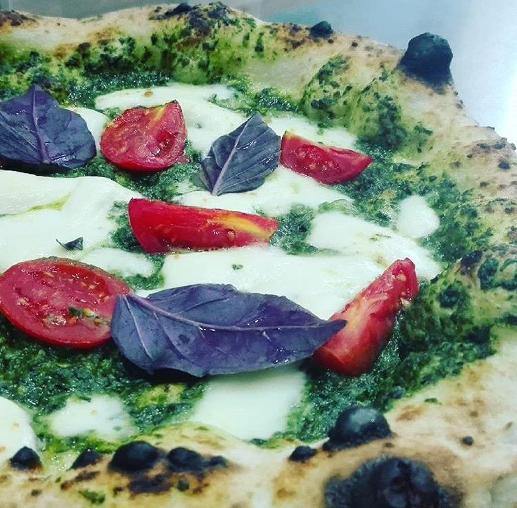 Pizzeria T-Gusto Fresca autunnale