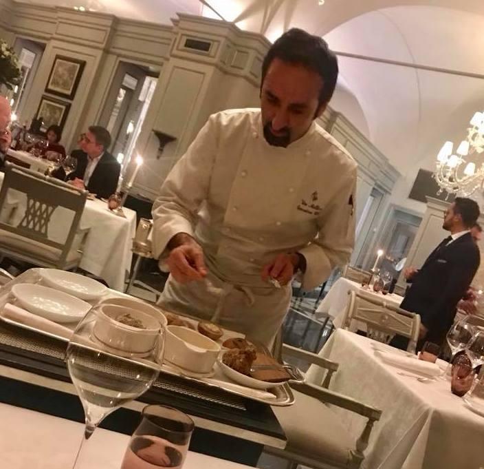 Four Season, Vito Mollica prepara il panino con il lampredotto