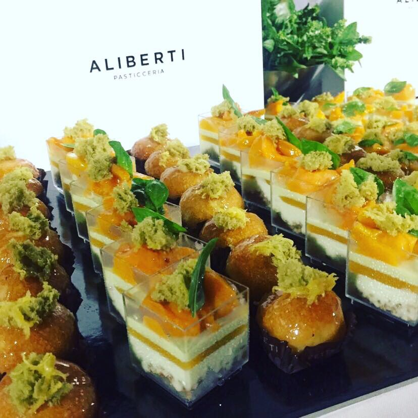 Aliberti - Monoporzioni pomodoro e basilico