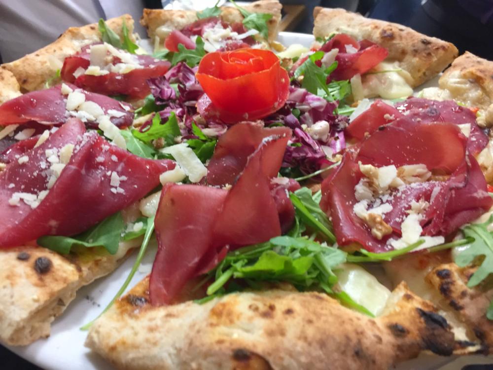 Casa de Rinaldi, Pizza Fordze