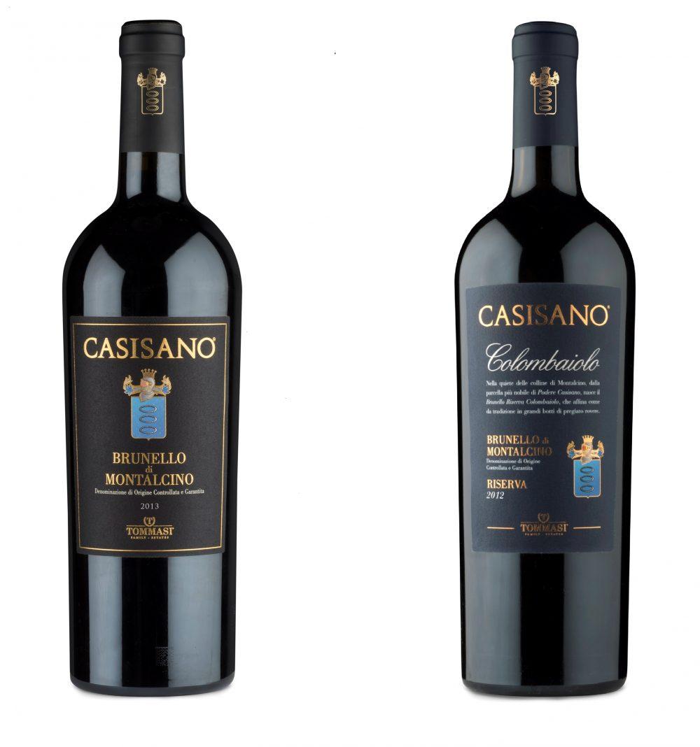 Casisano - Brunello e Riserva