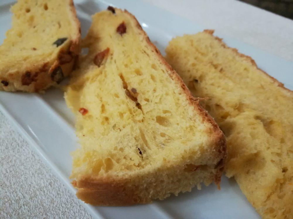 Colle D'Ercole - Il Panettone salato della casa