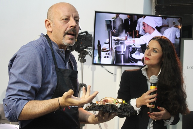 Cooking show di Gianfranco Pascucci