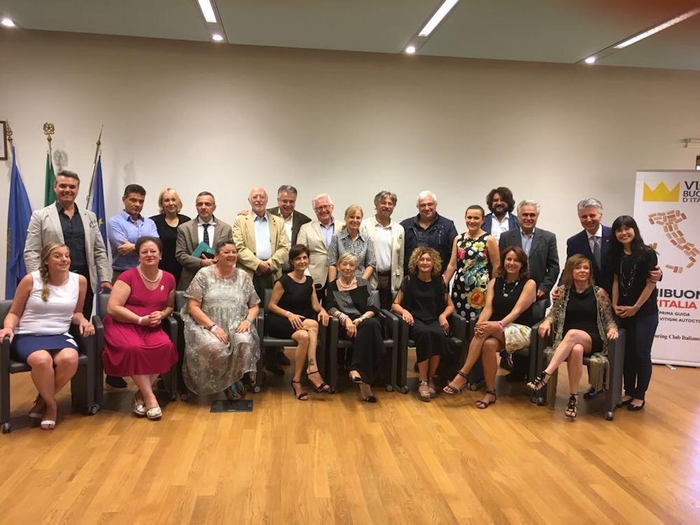 Coordinatori regionali Vinibuoni d'Italia