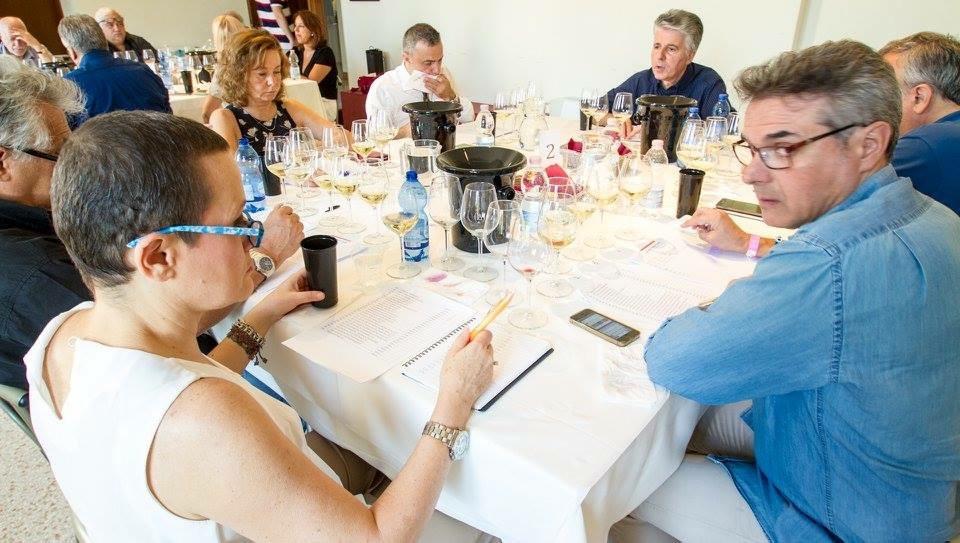 Degustazione Finali Vinibuoni 2018